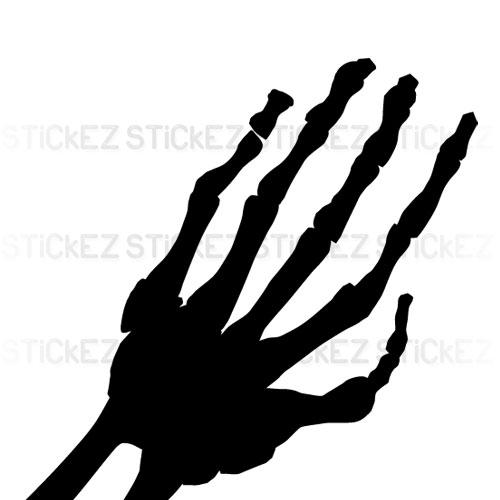 Mano scheletro